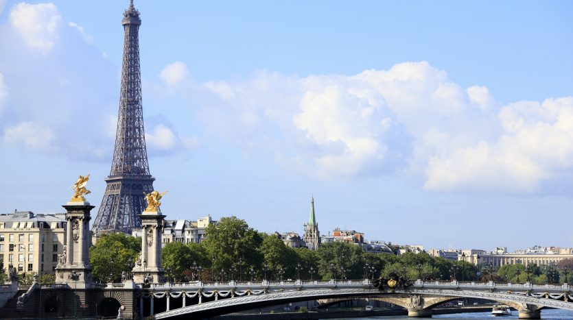 L'IMMOBILIER HAUT DE GAMME À PARIS